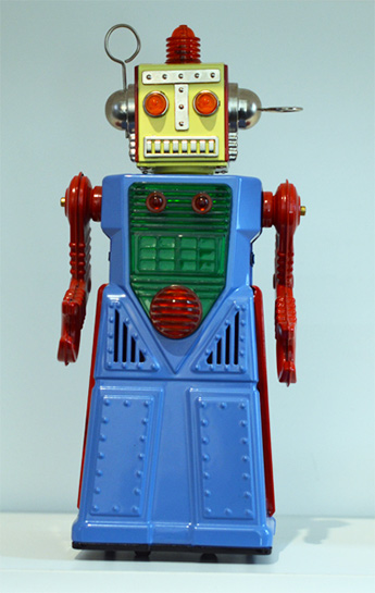 Chief Robot Man